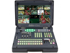Datavideo HS-600 8 Channel Mobile Video SD Studio